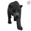 Schwarzbär laufend 5