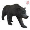 Schwarzbär laufend 7