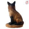 sitzender Fuchs 3